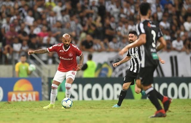 Bruno Silva foi titular na partida (Foto: Ricardo Duarte / Inter)