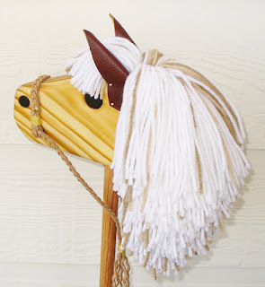 stick pony from toddler green christmas wish list HC Woodcraft
