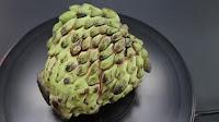 fruit around the world, strange fruit, strange fruit around the world, crazy fruit, crazy fruit around the world, ATEMOYA