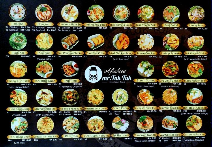 Tuk Tuk Thai Street Food
