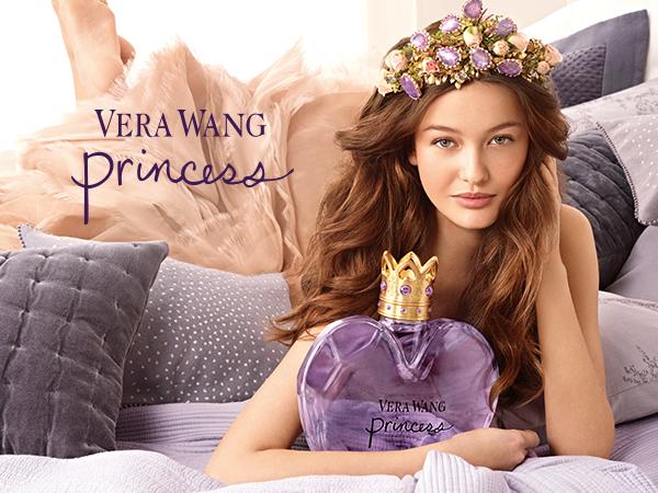 Vera Wang Princess Eau de Toilette Spray for Women, 3,4 Fl Oz