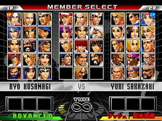 The King of Fighters '98 Ultimate Match (PS2) 1999