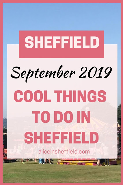 Sheffield September 2019