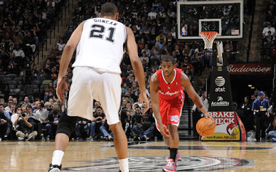 NBA : Spurs-Clippers at Staples Center