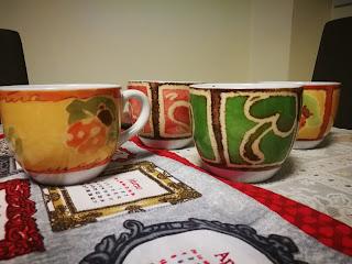 THUN, la tazza di té, ของขวัญยอดนิยมอิตาลี, diary on tour