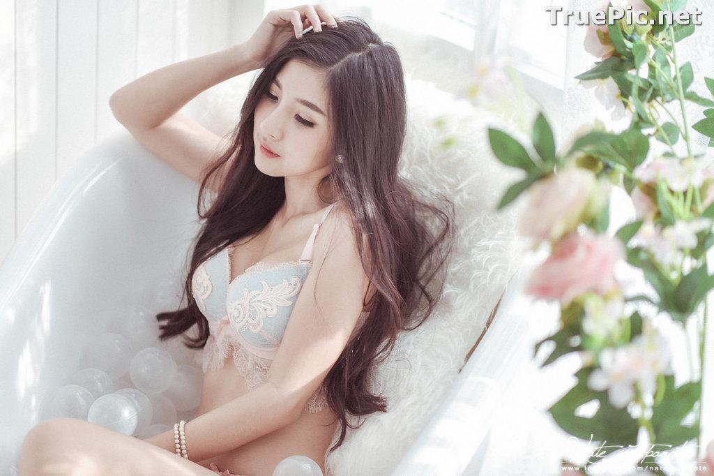Image Thailand Model - Pattamaporn Keawkum - Sexy Sleepwear and Lingerie - TruePic.net - Picture-5