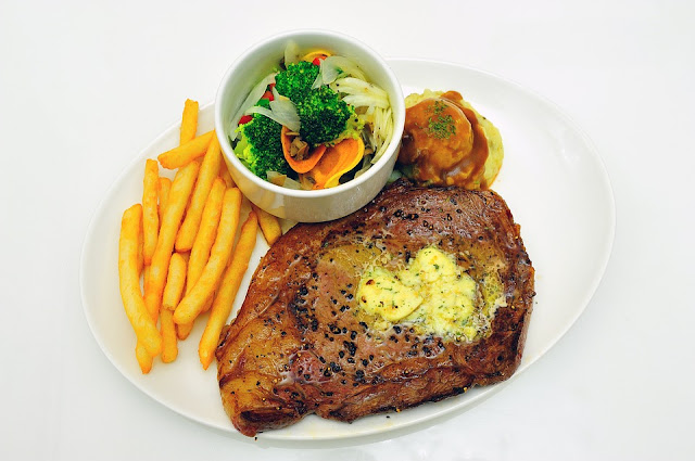Bahan Pelengkap Steak