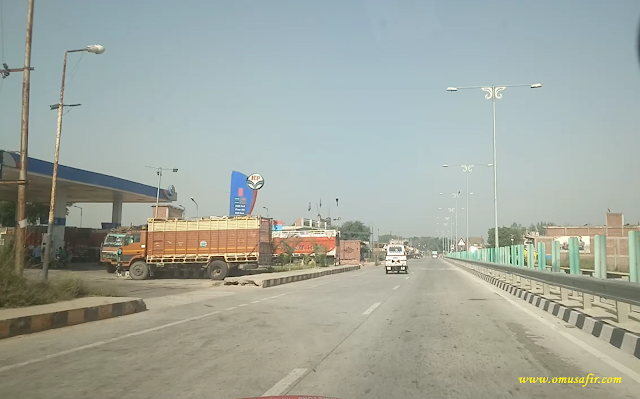 Sultanpur Lucknow Highway