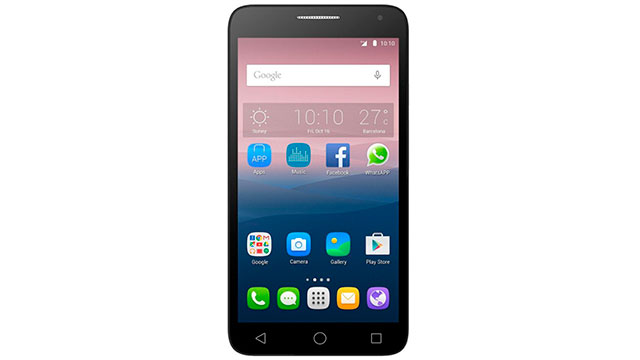 firmware - rom stock Alcatel OT POP (3) 5025