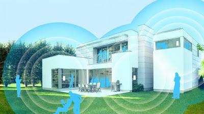 Το Wι-Fi επιτρέπει σε κάποιον να «δει» αντικείμενα μέσα σε ένα σπίτι