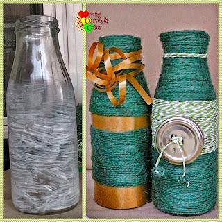 Decorando-botellas