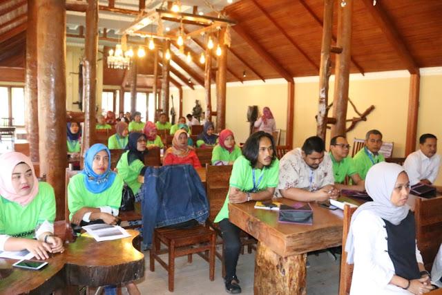 Tingkatkan Kualitas SDM, 50 Pelaku Jasa Pariwisata Mendapat Pelatihan