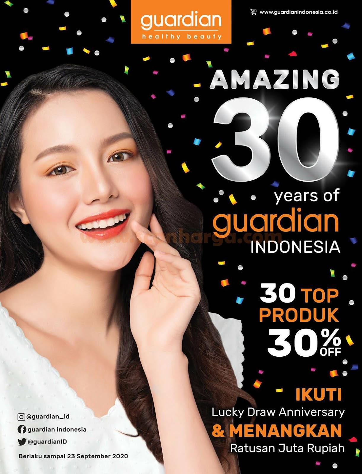 Katalog Guardian Promo Terbaru September 2020