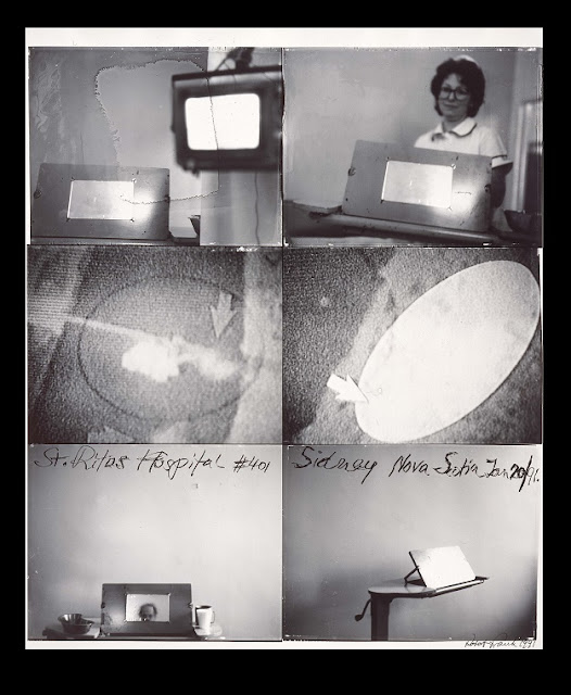 Robert Frank. St Rita's Hospital, Nova Scotia, 1991. Institut Valencià d'Art Modern