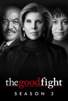 The Good Fight 3ª Temporada Torrent – WEB-DL 720p/1080p Legendado