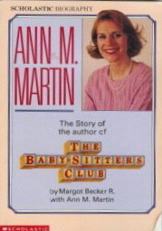 Review - Ann M. Martin: The Story of the Author of The Baby-sitters Club