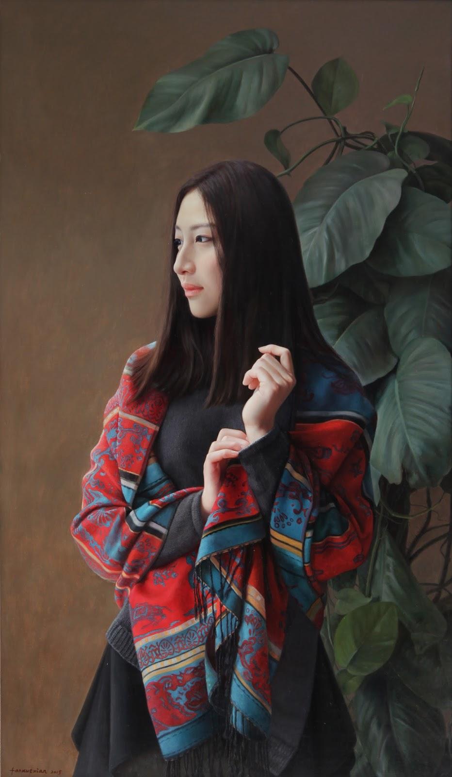Paintings By 范学贤(Fanxue Xian)...