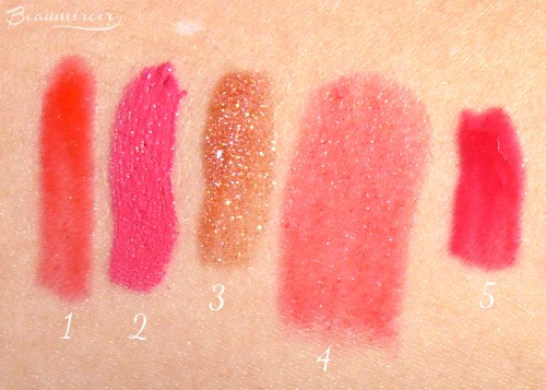 Swatch Lancome Lip Lover Orange Manege NYX soft matte lip cream antwerp dior addict ultra gloss mirrored shine lover corail l'oreal colour riche extraordinaire rouge allegro