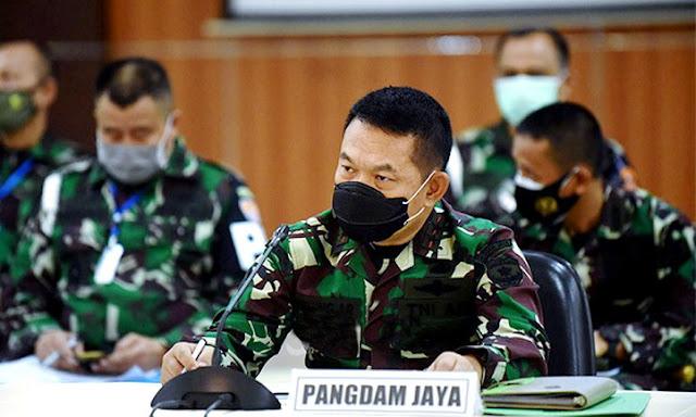 Pangdam Jaya: Kalau Perlu FPI Dibubarkan Saja