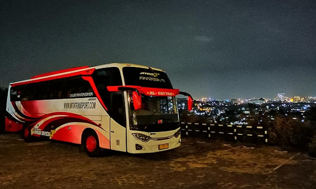 Sewa Bus Pariwisata Jogja ke Semarang