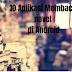 10 Aplikasi Membaca Novel Gratis di Android yang perlu di Coba
