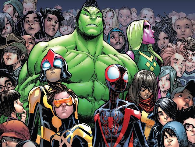 champions marvel comics