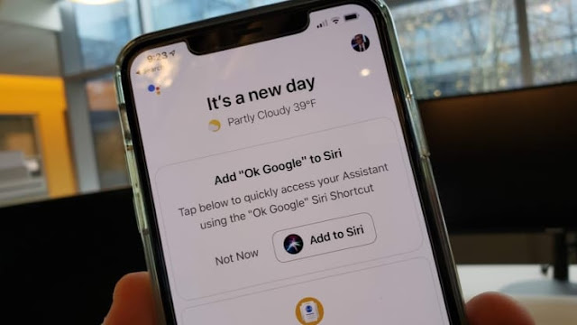 Assistant on your iPhone