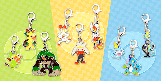 8th Gen Dex Charms are Here!