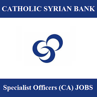 Catholic Syrian Bank, CSB, freejobalert, CSB Answer Key, Answer Key,csb logo