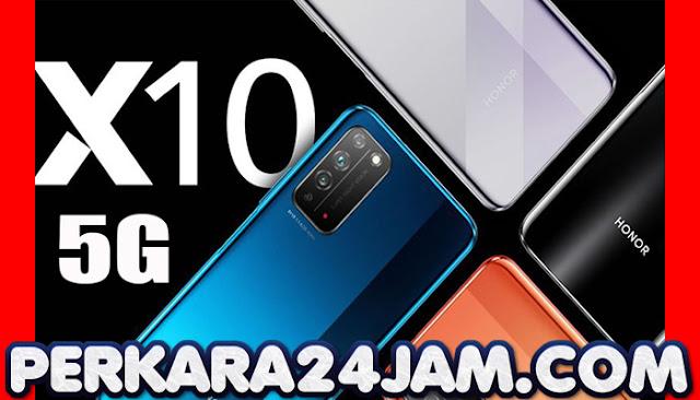 Honor X10 Ponsel Pertama Dengan Kemampuan 5G