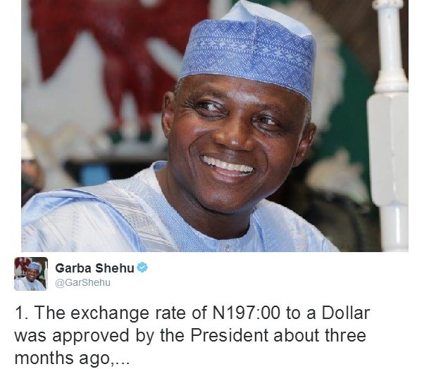 President Buhari's spokesman defends FG's subsidization of USD at 197/$ for Hajj pilgrims