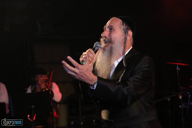מרדכי בן דוד והמנגנים האירו את כרמיאל