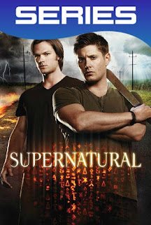 Supernatural Temporada 8 Completa HD 1080p Latino-Ingles