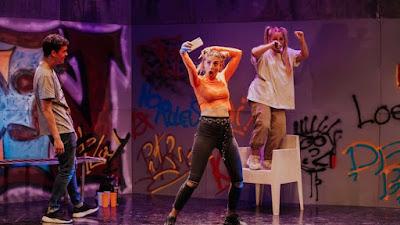 Imagen tomada en el 52 Festival de teatro de Molina de Segura