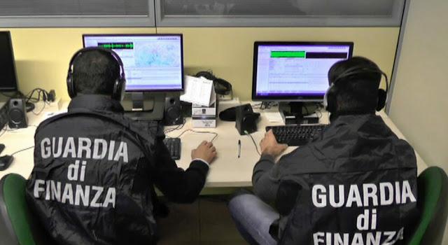 """Operazione della guardia di finanza """"bella vita"""", arrestati due manager"""