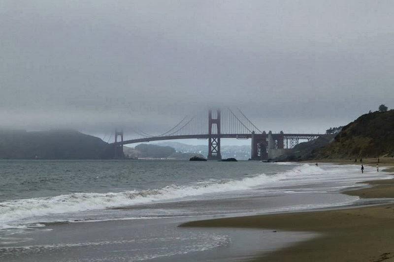 San Francisco Golden Bridge