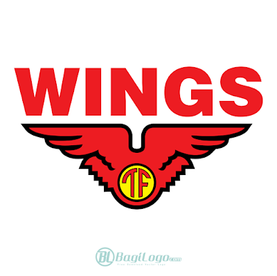 Wings Logo Vector