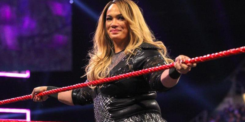 Nia Jax Shows Off Dancing Skills After Thanksgiving