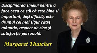 Maxima zilei: 13 octombrie - Margaret Thatcher