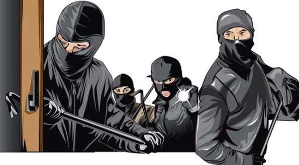 Jihar News, Dana Desa Milik Gampong Matang Maneh Dibobol Maling, Keuchik Lapor Polisi