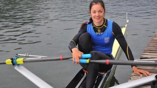 Στο παγκόσμιο κύπελλο κωπηλασίας με νέο πλήρωμα η Κατερίνα Νικολαΐδου.