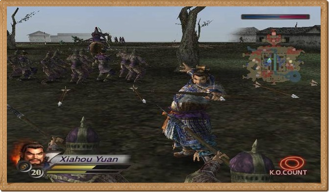 Dynasty Warriors 4 Hyper PC Gameplay