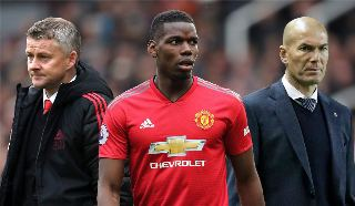 Zidane orders Real Madrid directors to make another move for Pogba