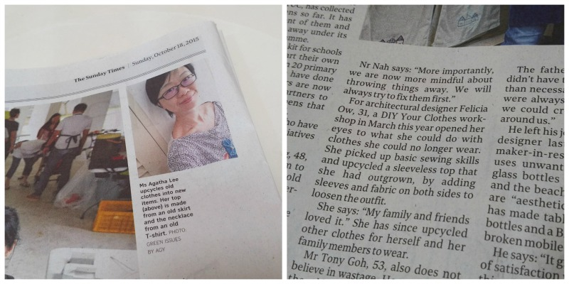 The Straits Times Feature
