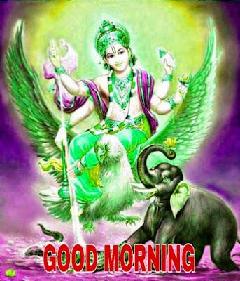 good morning vishnu images