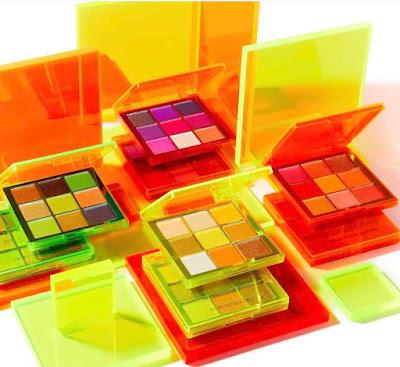 Makeup Revolution Kolekcja Neon Revolution