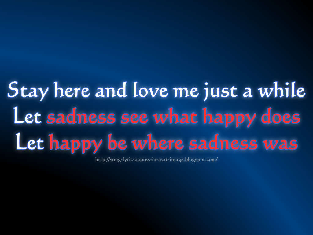 Song Lyric Quotes In Text Image: Michael Jackson Song Quote