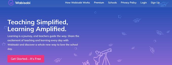 Wabisabi: Create Virtual Classroom and Powerful Portfolio