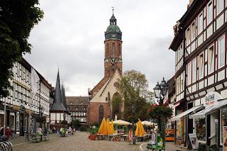 Einbeck market square