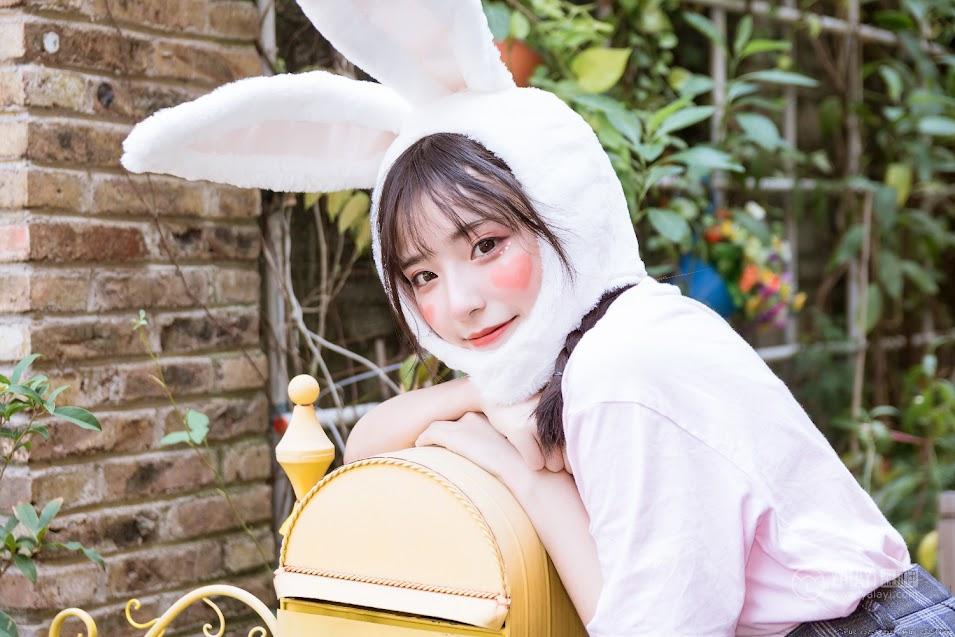 YALAYI雅拉伊 2019.04.20 No.251 小兔子乖乖 阿橙